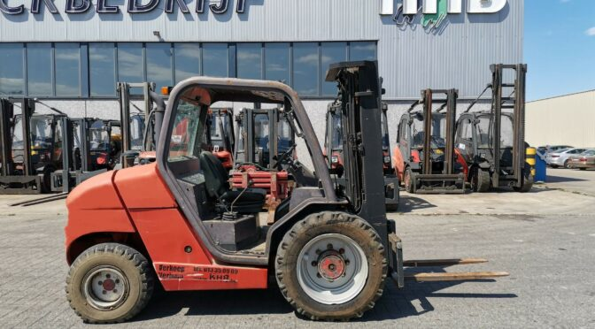(NL) MANITOU MH20-4T